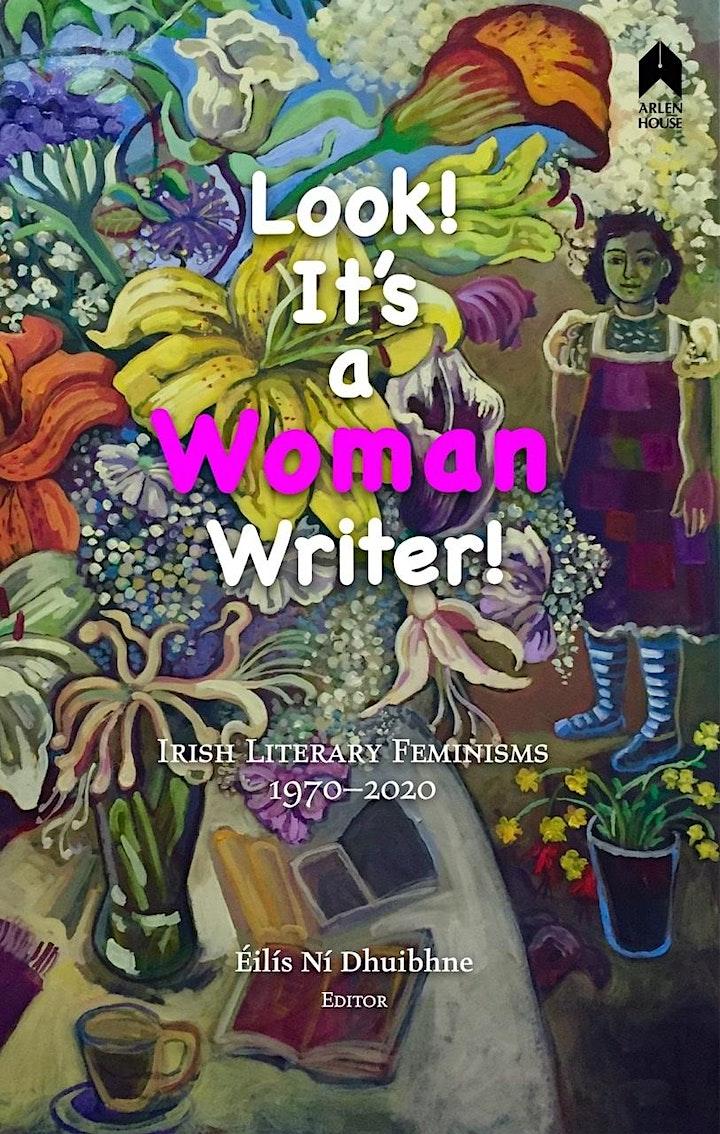 Éilis Ní Dhuibhne & Evelyn Conlon discuss Women Writing image
