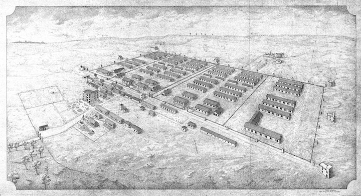 Immagine Campi di Concentramento per prigionieri di guerra in mano italiana WWII