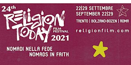 RELIGION TODAY XXIV EVENTO SPECIALE: AFGHANISTAN con Giuseppe Caridi biglietti