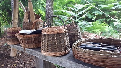 Berry basket weaving with Anna Stickland tickets