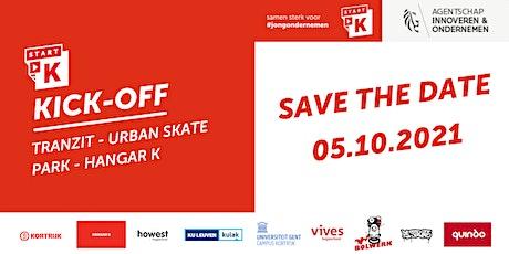 Start@K KICK-OFF tickets
