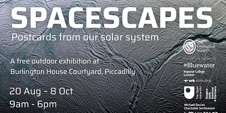 Behind the scenes of Spacescapes with Professor Sanjeev Gupta tickets