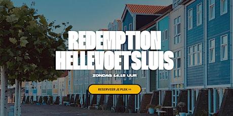 Redemption Church Hellevoetsluis | Live Samenkomst tickets