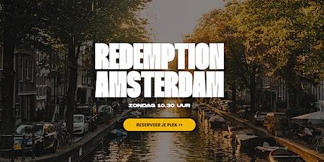 Redemption Church Amsterdam | Live Samenkomst tickets