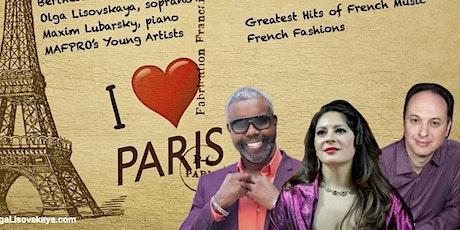 Musical Café, à la Française tickets