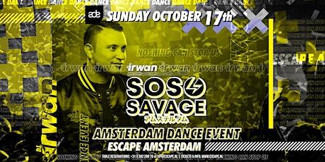 SoSoSavage by Irwan tickets
