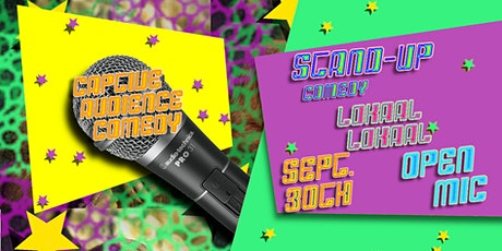 Open Mic Night with Captive Audience Comedy tickets