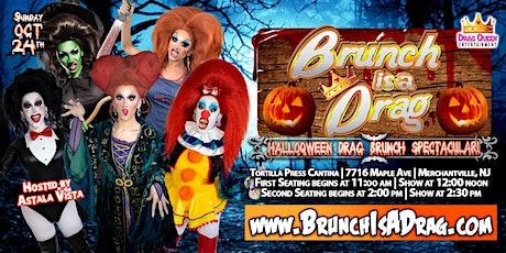 Brunch is a Drag - HalloQween Spooktacular tickets