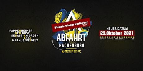 the castle freaks X Abfahrt  -Pappenheimer, Sebastian Groth,Ben Dust, Akki Tickets