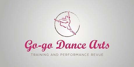 Silk Burlesque Dance Class tickets