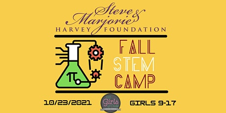 Steve & Marjorie Harvey Fall STEM Camp with 100 Girls of Code Conyers tickets