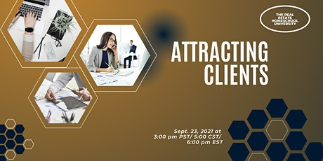 Attracting Clients tickets