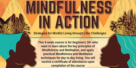 Mindfulness in Action 5-Week Course tickets