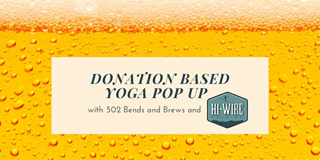 Fall Flow at Hi-Wire Brewing Louisville tickets