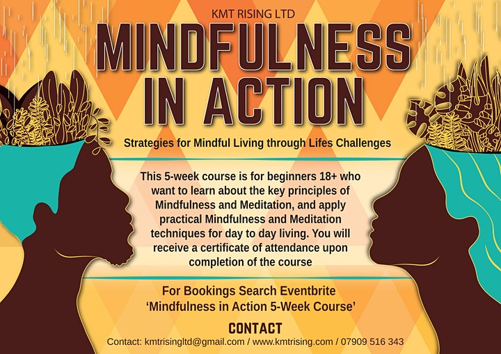 Mindfulness in Action 5-Week Course image