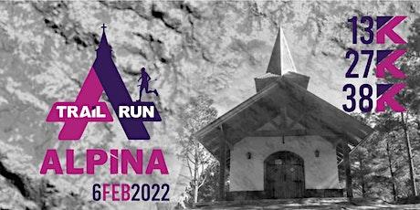 S1 - Alpina Trail Run entradas