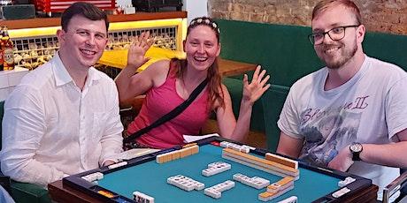 Learn and Play Riichi Mahjong - Beginners Welcome tickets