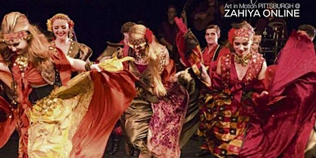 An Evening of Eclectic Eastern European Dance Classes- FREE! tickets