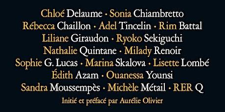 Lettres aux jeunes poétesses // Rencontre avec Rebecca Chaillon et RER Q billets