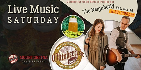 Oktoberfest Finale Party in the Parking Lot with the Neighborly tickets