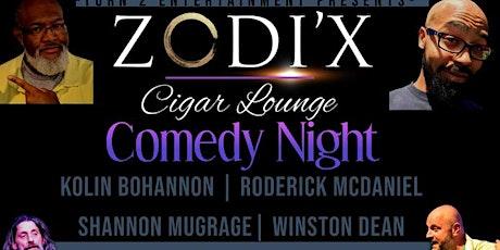Zodi'x Comedy Night tickets