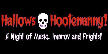 Hallows Hootennanny! tickets