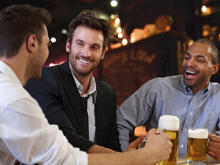 Gay Men Speed Dating   Ages: 36-46   South Bank, Brisbane image