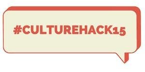 #Culturehack15