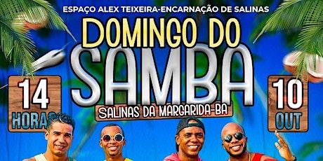 Domingo Do Samba ingressos