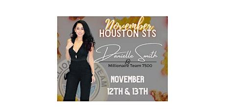 November 2021- Houston Success Training Seminar tickets