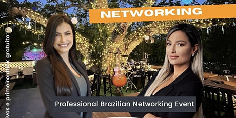 Professional Brazilian Networking Event tickets