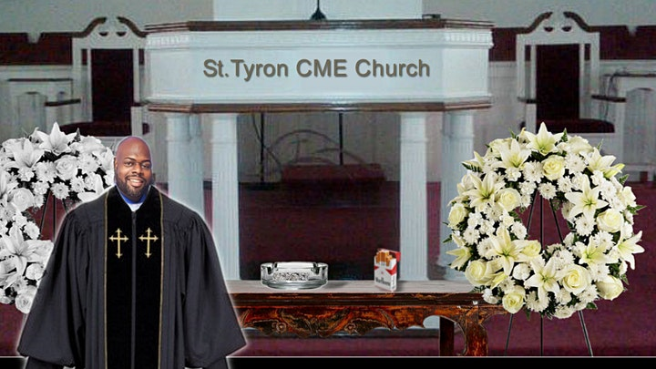 Only At a Funeral image