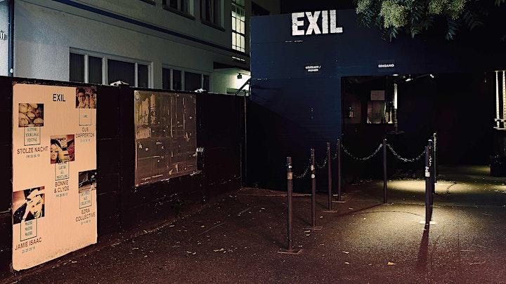 SABRINA FRANCIS live at Exil, Zürich image
