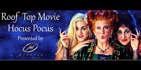 Hocus-Pocus Roof Top Movie night  Thursday, October 7th tickets