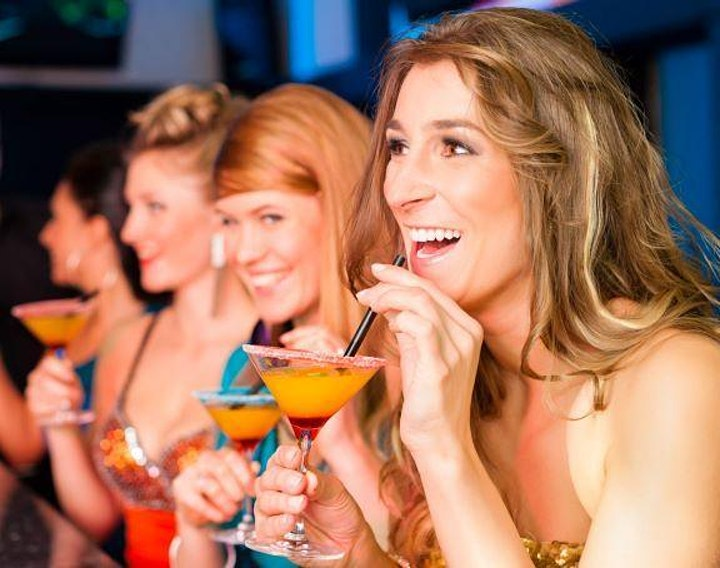 Lesbian and Bi Girls Speed Dating   Ages: 20-32   South Bank, Brisbane image