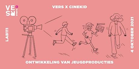 VERS x Cinekid: ontwikkeling van jeugdproducties tickets