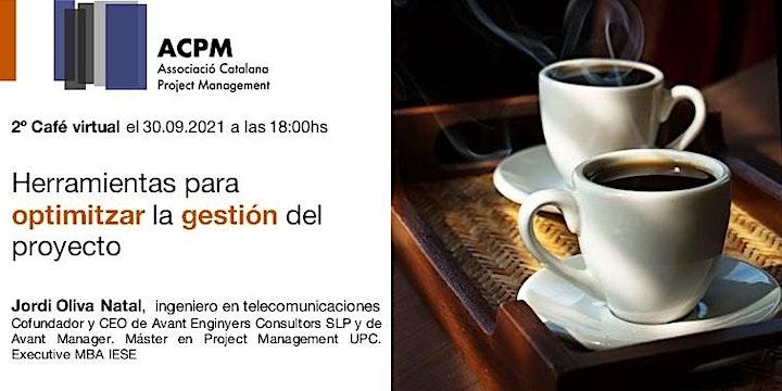 Imagen de 2º Café con la ACPM: Herramientas para optimizar la gestión del proyecto