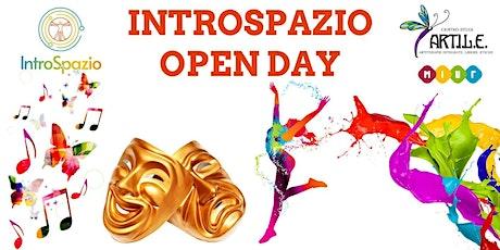 Introspazio Open Day biglietti
