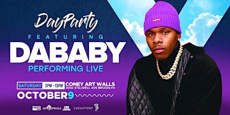 Da Baby invades Coney Island tickets