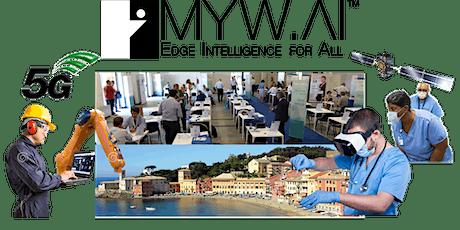 Inaugurazione Centro di Ricerca MYW.AI biglietti