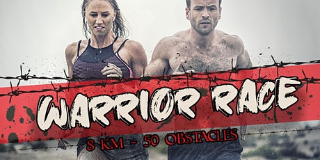 Warrior Race (Obstacle Race) - 8 km/50 Obstacles billets