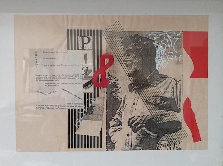 Les dés des ordres - opera di Cosimo Colazzo per Emilio Villa image