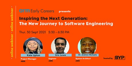 ARM Early Careers: Inspiring the Next Generation – The New Journey tickets