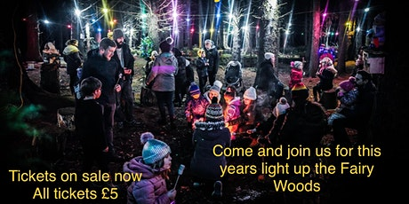 Aden Fairy Woods Light Up 2021 tickets