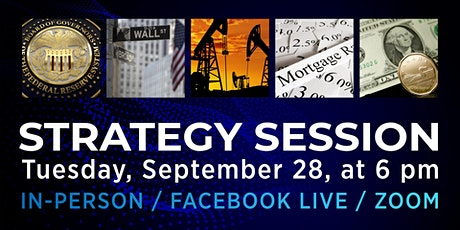 Autumn Markets Strategy Session tickets
