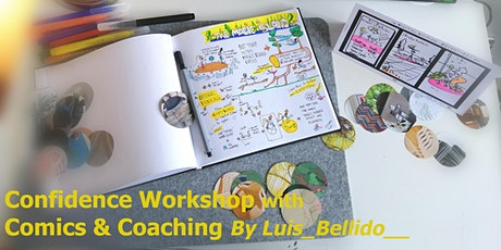 1000 Copy of Confidence Workshop With Comics & Coaching entradas