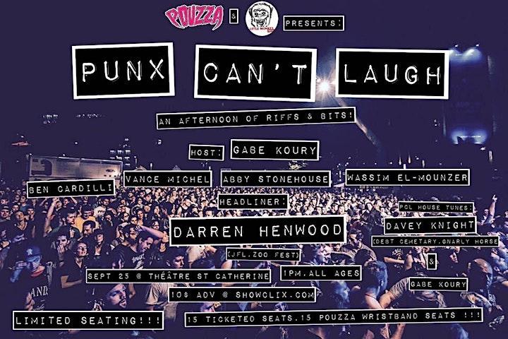 PUNX CAN'T LAUGH image