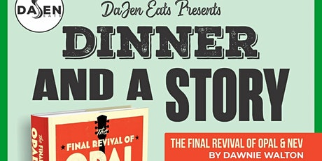 Dinner & A Story Book Club: The Final Revival of O tickets