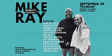 Mike Ray Benefit Concert tickets