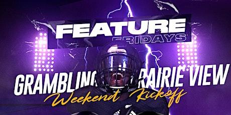 Grambling/PV Weekend Kickoff at Area One Eleven W/ DJ Mr. Rogers & MC Fiji ingressos